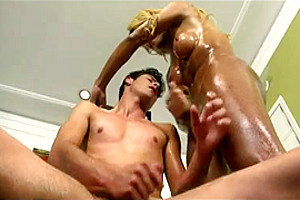 Shemale - Jessica Ketlen Oiled Up