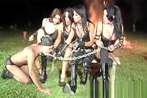 tgirl Adriana Rodrigues Fetish gangbang