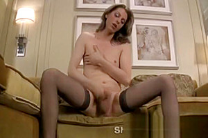 Tyra Scott shemale Strokers 7 Inches Of Hard that babe-weenie