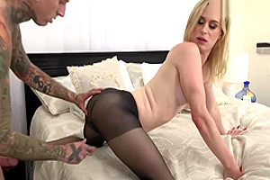 Shemale Wife Gets Fucked By Step Son