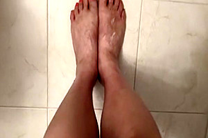 Sweetphilips cums without hands sexy legs