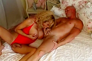 nasty Gia bangls Bald guy