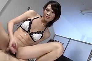 Hottest Japanese whore In lascivious POV JAV Scene