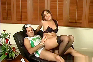 asian ladyman Latex Nurses - Scene two