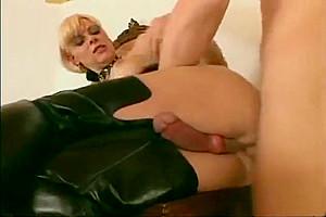 Joanna Jet Mutual Sex In Corset