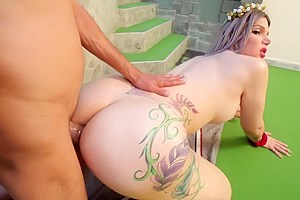 TS Ass Banging Vacation