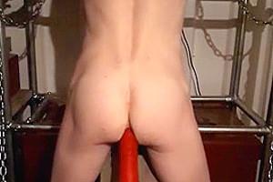 RachelSexyMaid - 12 - Dungeon Standing Punishment