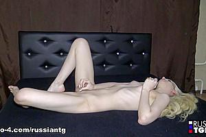 Kira And Her Yummy Cock - Russian-TGirls