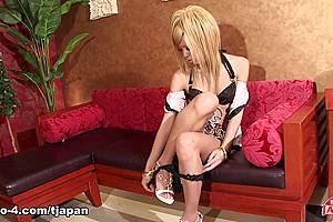 Hippy Doll Cocoa - TGirlJapan