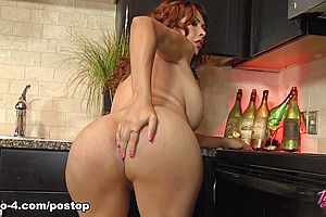 Genessis Shows Off Her Sweet Pussy - TGirlPostOp