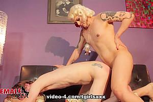 Isabella Sorrenti Fucks Young Dorian Drake - TGirlsXXX