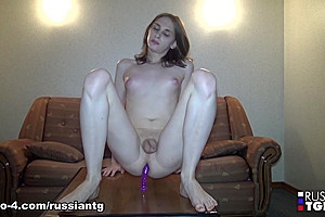 Young, Hot And Spicy Alisa - Russian-TGirls