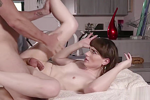 Superstar Tbabe Natalie Mars intense anal with Arclyte