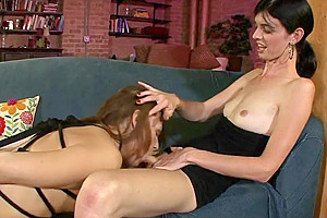 Little Ashley Has Her First BDSM Experience With Dom Mandy