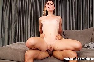 Korra Del Rio in Give Me That Black Cock - Trans500