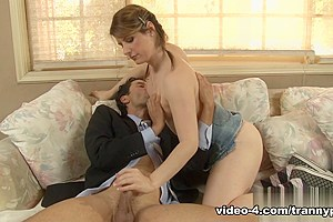 Gabriel D'Alessandro, Amy Daly in Transsexual Babysitters #20