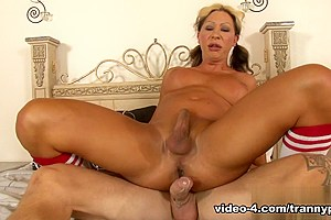 Ariel Everitts in Transsexual Babysitters #21