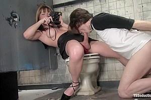 Danielle Foxxx and Kade