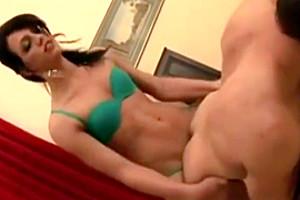 Nicole charming dominates a guy