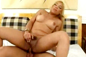 Tranny in a shower after hardcore